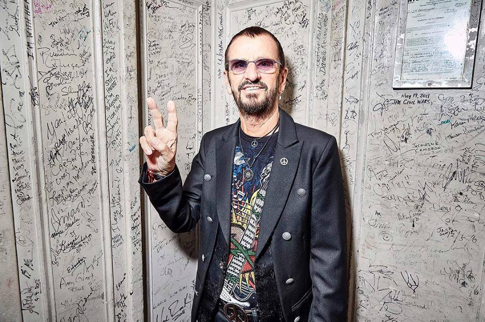 RINGO ANNOUNCES ALL STARR BAND 2018 DATES – EUROPEAN TOUR ...