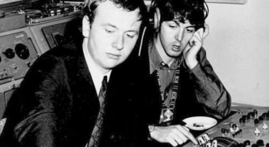 THE BEATLES SOUND ENGINEER GEOFF EMERICK'S RECORDING WORTH $5m – Beatles  Magazine